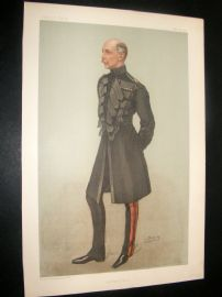 Vanity Fair Print 1902 Duke of Teck